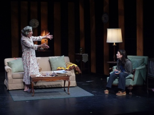 night mother play by marsha norman Marsha norman's 'night, mother, at the royale on broadway with edie falco and brenda blethyn, is the first play i've seen that makes suicide utterly mundane.